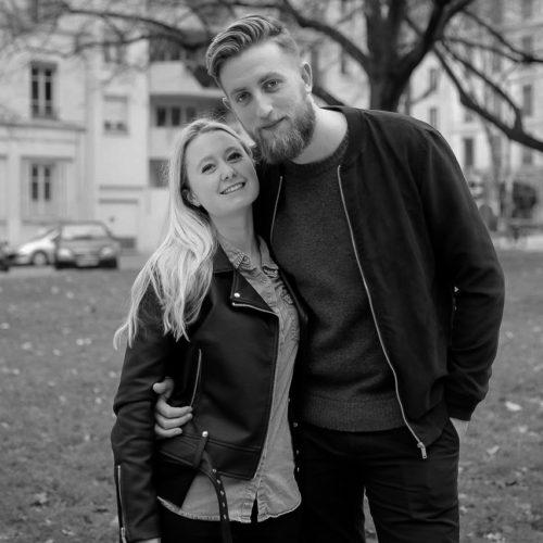Alice et Vincent Drisch